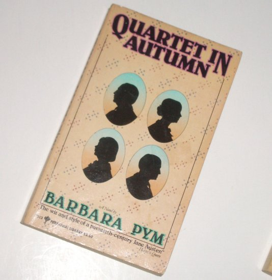 Quartet in Autumn by Barbara Pym 1980 Perennial Library