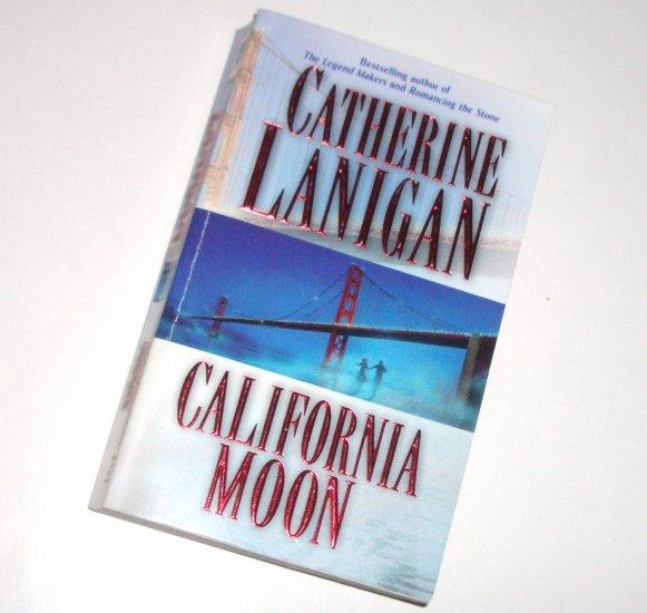 California Moon by CATHERINE LANIGAN Romantic Suspense 2000