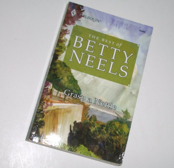 Grasp a Nettle by BETTY NEELS Contemporary Romance 2009 Best of