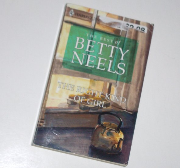 The Right Kind of Girl by BETTY NEELS Contemporary Romance 2004 Best of