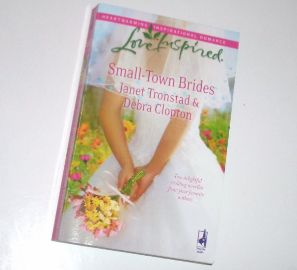 Small-Town Brides by Janet Tronstad and Debra Clopton Love Inspired Christian Romance Jun09