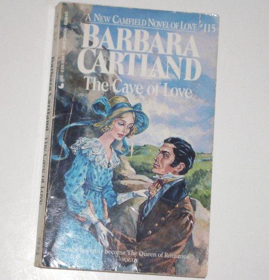The Cave of Love by BARBARA CARTLAND Historical Romace 1993 Camfield Novel No 115