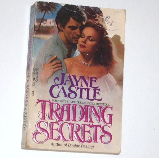 Trading Secrets by JAYNE CASTLE Romantic Suspense 1985