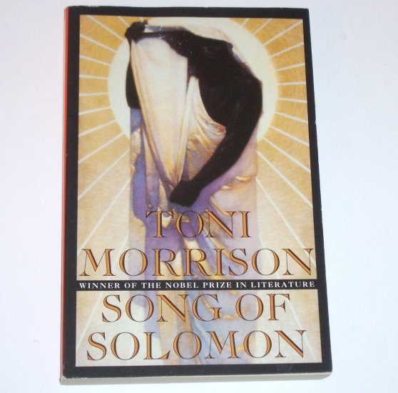 Song of Solomon by Toni Morrison ~ African American Literature 1987 Trade Size