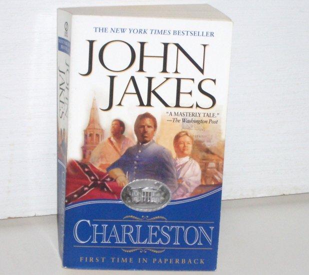 Charleston by JOHN JAKES Historical Fiction 2002