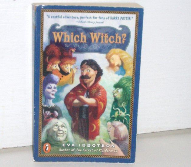 Which Witch? by EVA IBBOTSON Childrens Fantasy 1999