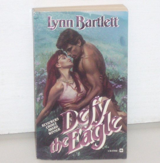 Defy the Eagle by LYNN BARTLETT Worldwide Import Dark Ages Romance 1987 Reviewers Choice Award