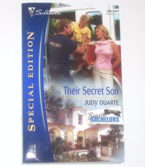 Their Secret Son by JUDY DUARTE Silhouette Special Edition No 1667 Feb05 Bayside Bachelors