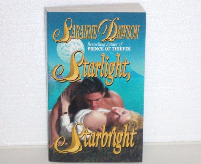 Starlight, Starbright by SARANNE DAWSON Love Spell Paranormal Futuristic Fantasy Romance 1999
