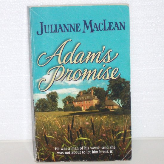 Adam's Promise by JULIANNE MacLEAN Harlequin Historical Western Romance No 653 2003