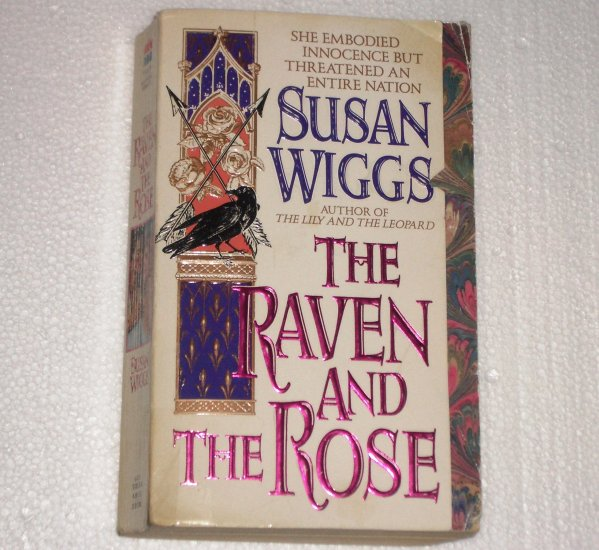 The Raven and the Rose by Susan Wiggs Historical Regency Romance 1991