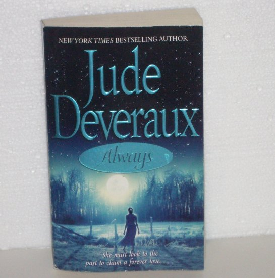 Always by Jude Deveraux Paranormal Romance 2004 The Montgomerys Series