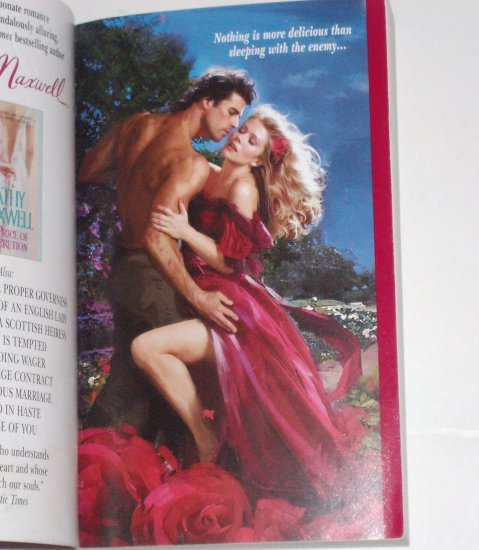 In the Bed of a Duke by Cathy Maxwell Historical Scottish Romance 2006 Cameron Sisters Series