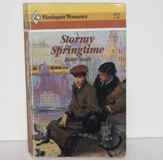 Stormy Springtime by Betty Neels Harlequin Romance No. 2855 1987