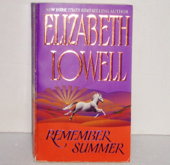 Remember Summer by Elizabeth Lowell Romance 1999