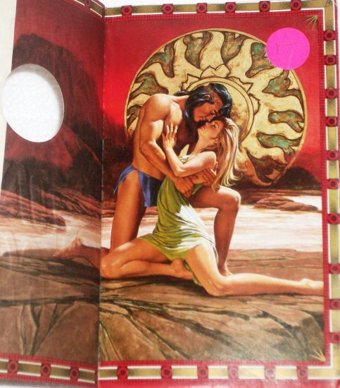 Sun God by NAN RYAN Historical Western Romance 1990