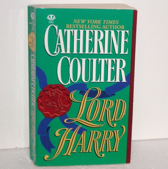 Lord Harry by CATHERINE COULTER Historical Regency Romance 1995