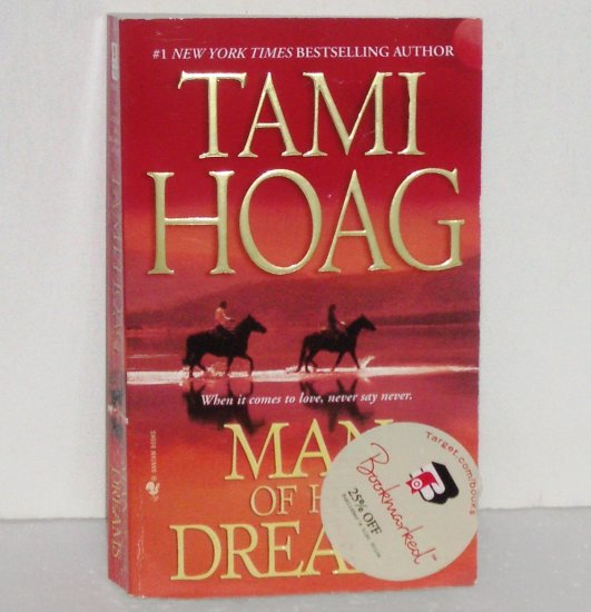 Man of Her Dreams by TAMI HOAG Contemporary Romance 2008