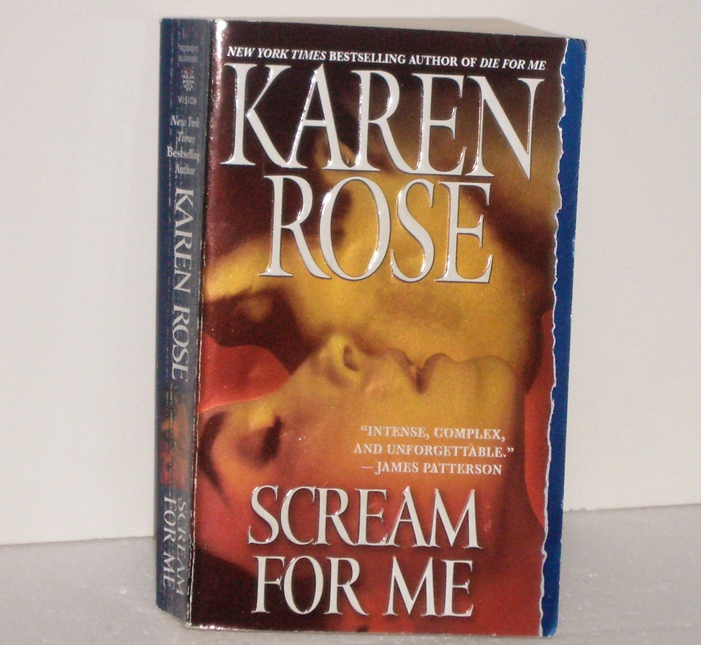 Scream for Me by KAREN ROSE Romantic Suspense 2009