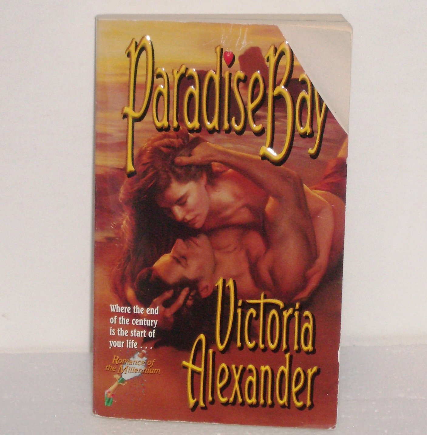 Paradise Bay by VICTORIA ALEXANDER Love Spell Romance 1999