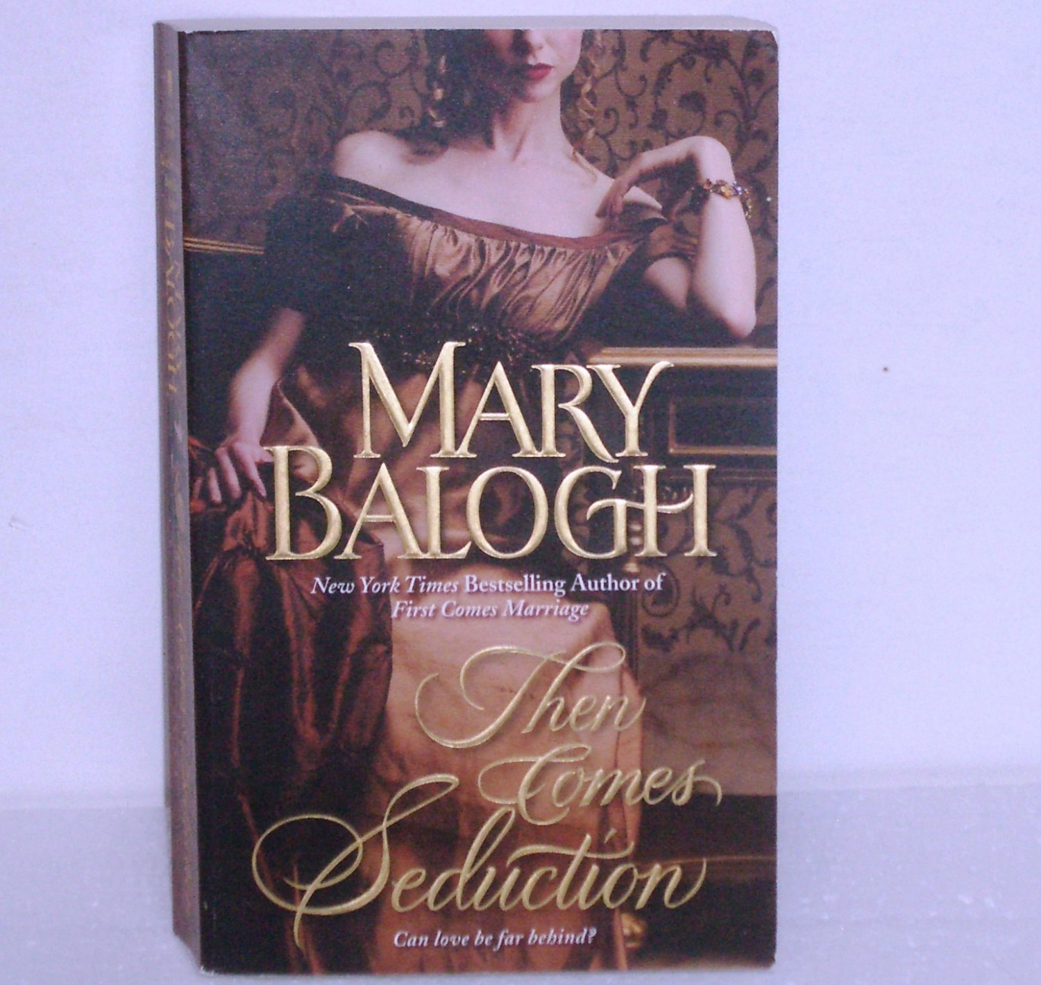 Then Comes Seduction by MARY BALOGH Historical Regency Romance 2009 Huxtable Quintet Series