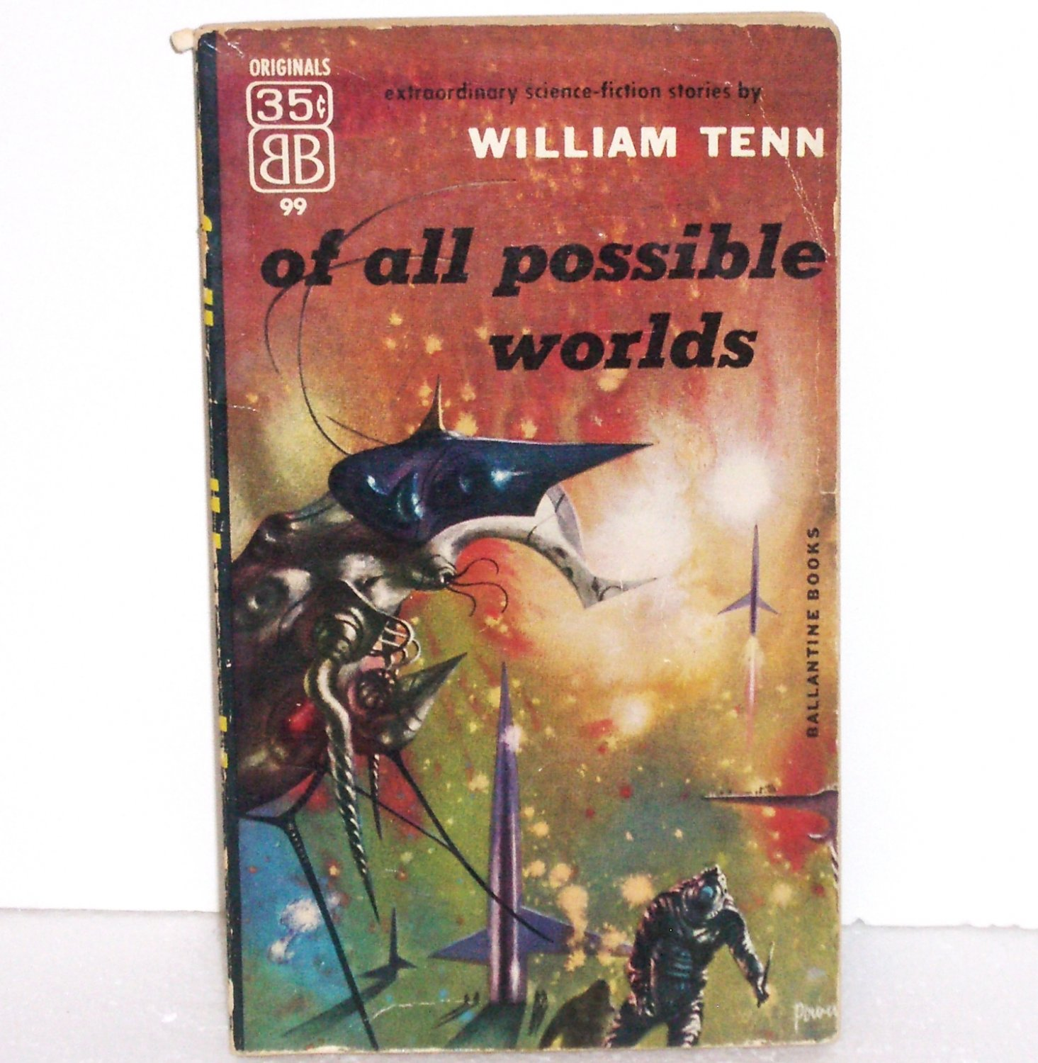 Of All Possible Worlds by William Tenn Science Fiction 1955