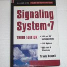 Signaling System #7 by Travis Russell 3rd Edition Hardcover 2000