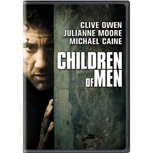 Children of Men DVD Widescreen Edition 2007 Clive Owen, Julianne Moore, Michael Caine
