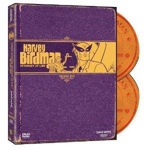 Harvey Birdman, Attorney at Law: Vol. 1 DVD