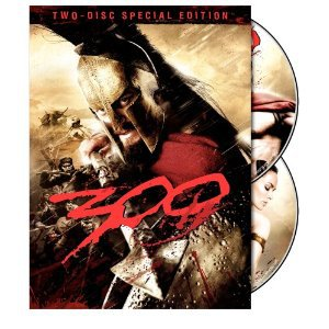 300 DVD Movie 2-Disc Special Edition