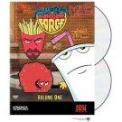 Aqua Teen Hunger Force Volume 1 DVD Cartoon Network Adult Swim