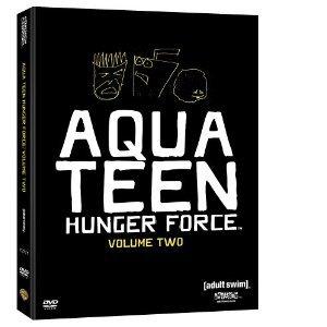 Aqua Teen Hunger Force Volume 2 DVD Cartoon Network Adult Swim