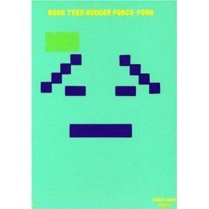 Aqua Teen Hunger Force Volume 4 DVD Cartoon Network Adult Swim
