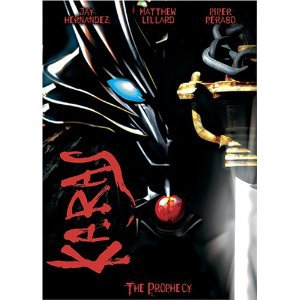 Karas: The Prophecy DVD Manga Wide Screen
