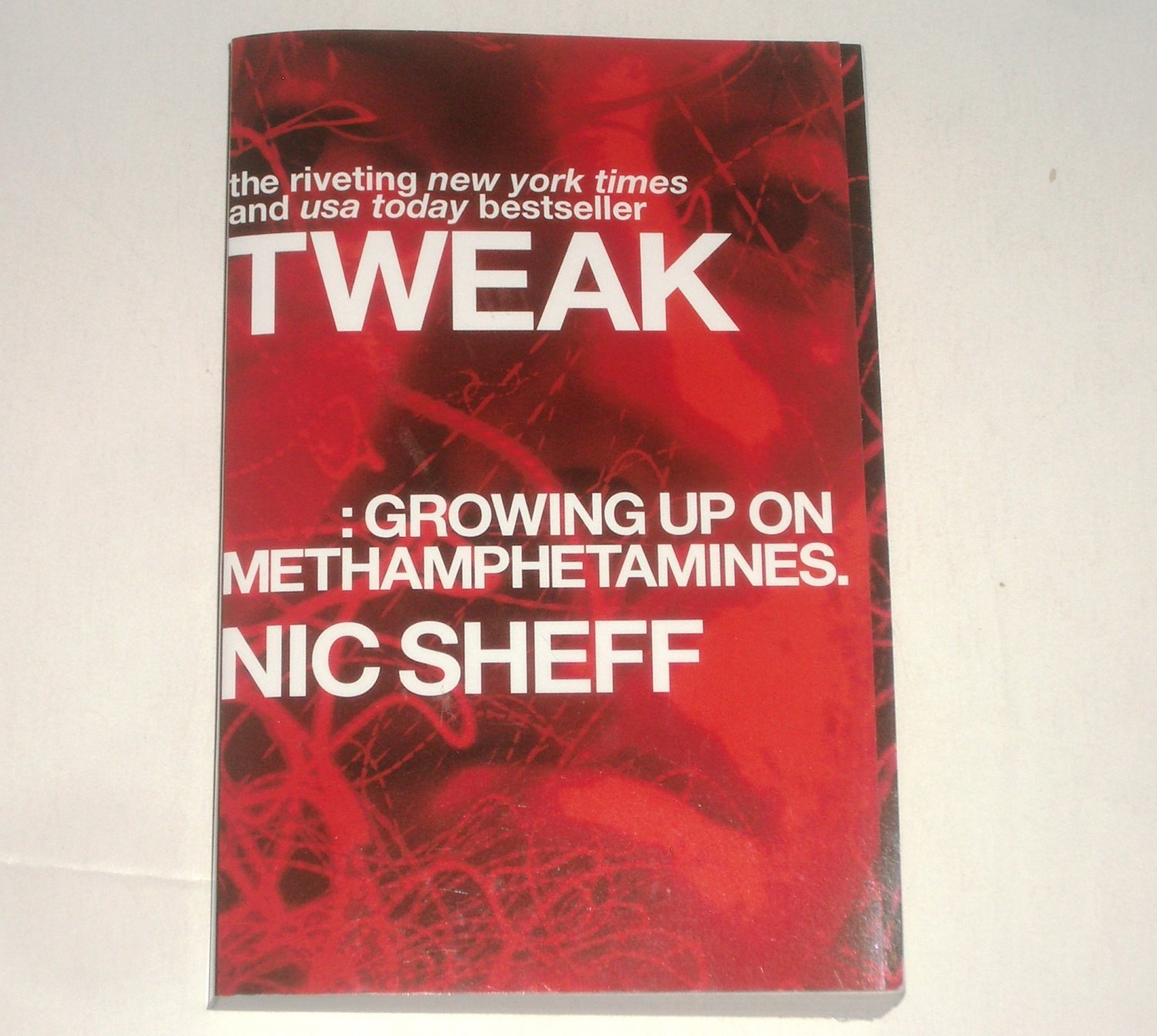 Tweak: Growing Up on Methamphetamines by Nic Sheff Trade Size