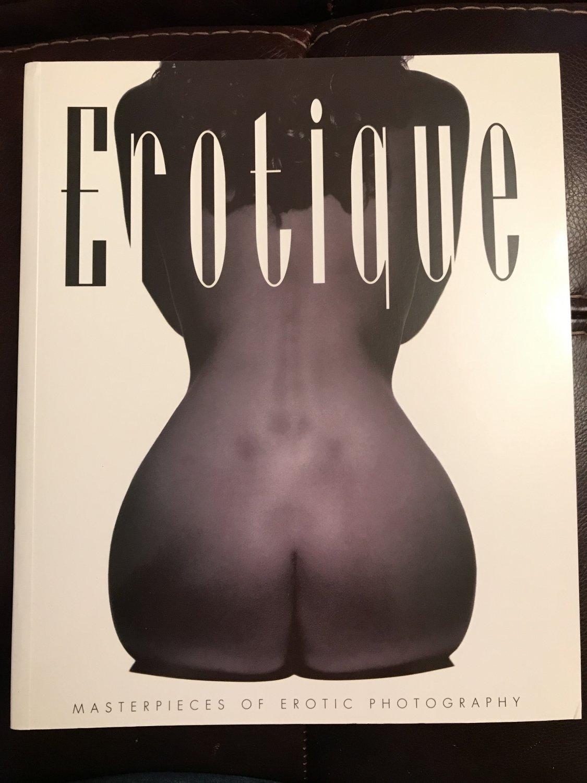 Erotique by Rod Ashford Oversized Paperback Erotic Photography / Art