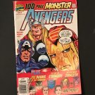 Marvel AVENGERS # 27, Vol. 3, April 2000, 100 page MONSTER