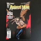 DC Comics Animal Man #3 Jan 2012 Strange Man