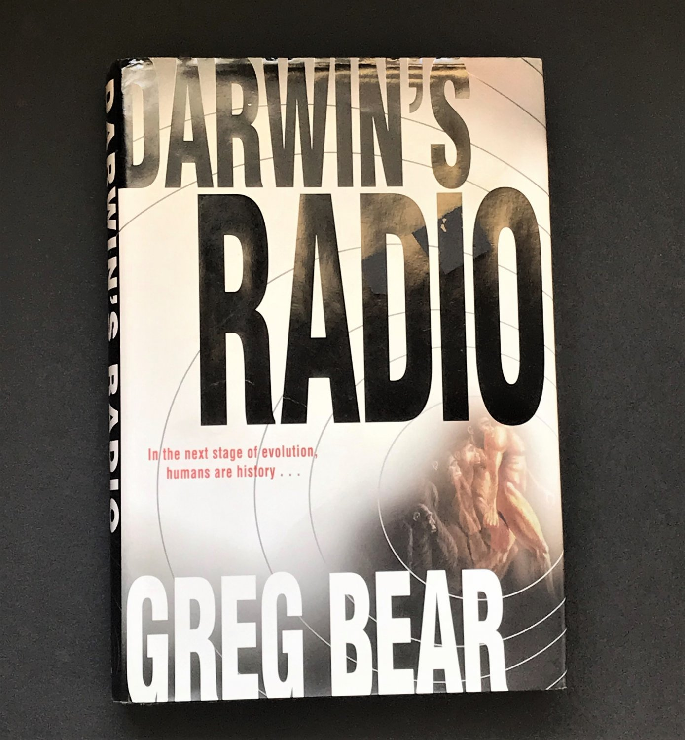 Darwin's Radio by Greg Bear 1999 Thriller Hardcover with Dust Jacket 1st Ed