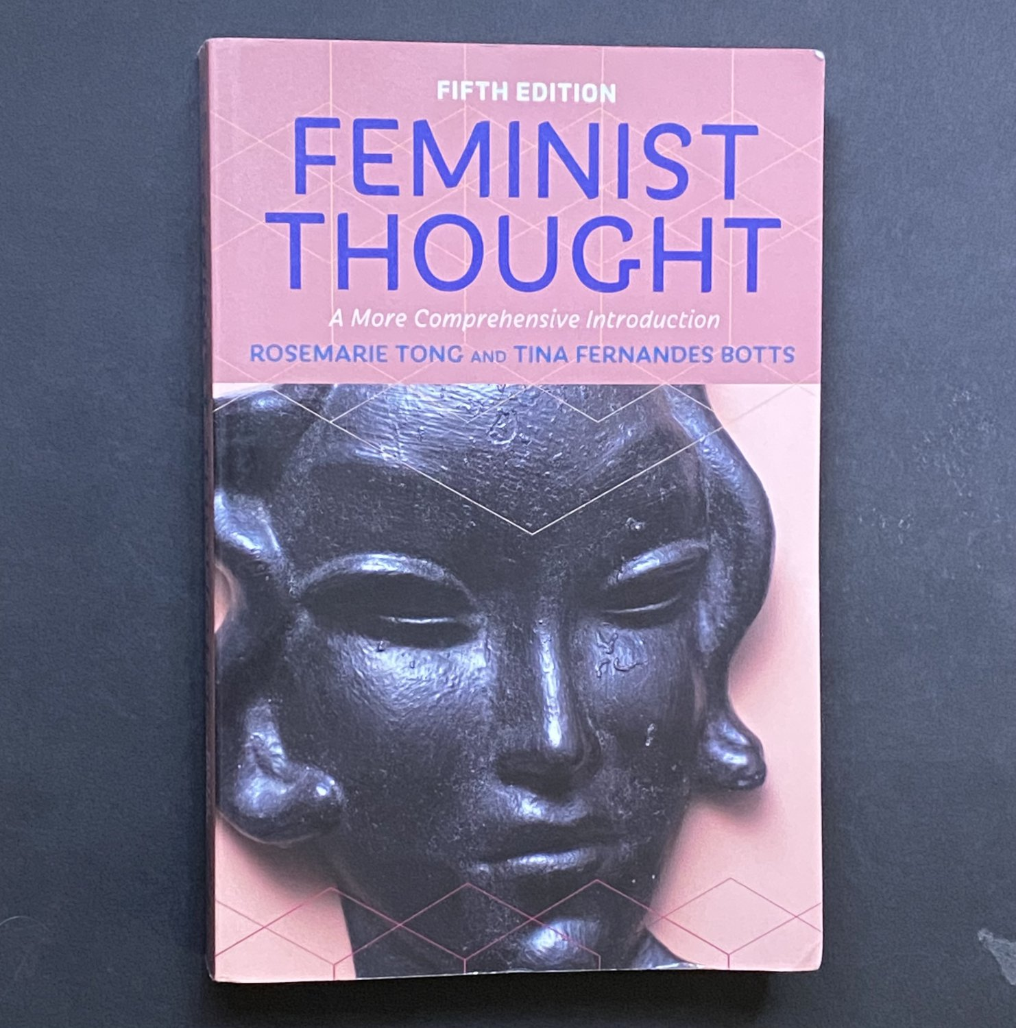 Feminist Thought by Rosemarie Tong Paperback 5th Edition