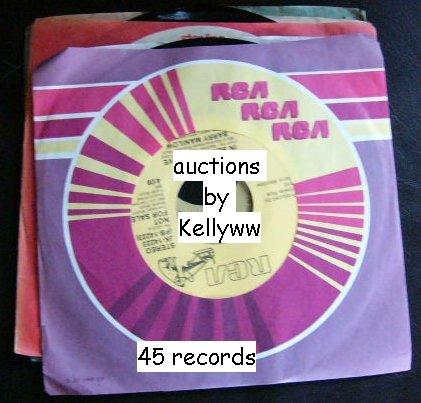 Last Tango Stone in your heart 45  record Deluca Brooks Tipton