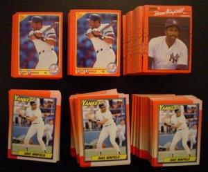 Dave Winfield New York Yankees Baseball Cards - ** FREE SHIPPING **