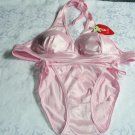 CUTE LADIES SWIMWEAR BIKINI SET  PINK NEW WITH TAG