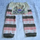NEW BABY UNISEX LONG PANTS EMBROIDERY SIZE 9-12 MONTHS WITH TAG
