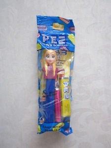 NEW! Disney Frozen ANNA in Purple Shirt Pez Dispenser, Free U.S. Shipping!