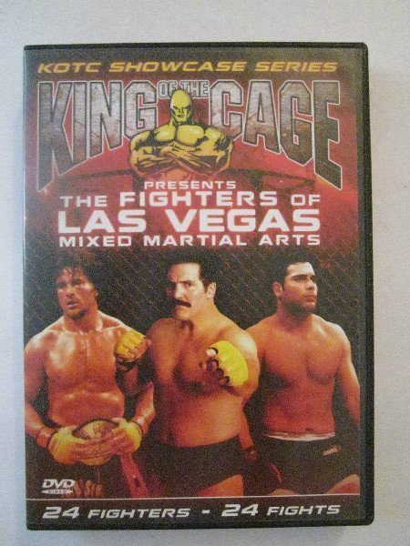 King of the Cage - Before They Were Stars (DVD, 2005)