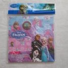 Disney FROZEN Origami Scrap Paper Set, Blue/Purple/Pink Set Anna, Elsa, Olaf