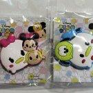 New! Set of 2 Disney Tsum Tsum Hole Sandal Shoe Charms, Donald & Daisy Duck