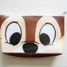 Disney CHIP (from Chip & Dale) Makeup Cosmetic Toiletry Pouch Bag, Free Shipping