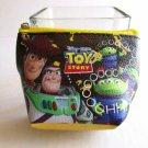 NIP Disney TOY STORY Buzz, Woody & Little Green Men Mini Cosmetic Pouch / Wallet